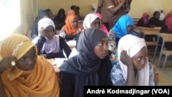 Des étudiantes tchadiennes, 06 juin 2016.