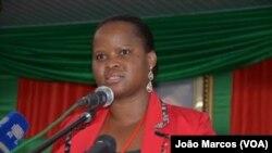 Navita Ngola que conhecer beneficiários do BPC