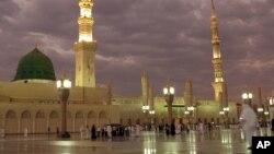 بم گذاری جولای گذشته در بیرون مسجد نبوی چهار کشته برجاگذاشت