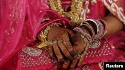 پراجپاتی نے بتایا کہ لڑکی والے بھی شادی کارڈز چھپوا چکے تھے اور طے کردہ تاریخ پر شادی کی تیاریاں بھی مکمل تھیں۔ (فائل فوٹو)