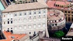 Ngân hàng Vatican.