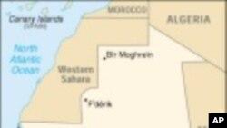 O governo da Mauritania ...