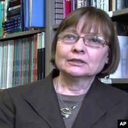Profesorica Barbara Norrander