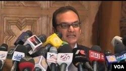 Hakim investigasi Mesir Sameh Abu Zeid (foto: dok).