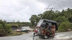 دهمین توفان مرگبار در فیلیپین