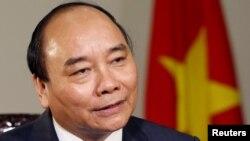 越南總理阮春福 (資料照片)