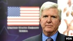 Ambasador SAD u Srbiji Kajl Skot, Foto: Glas Amerike