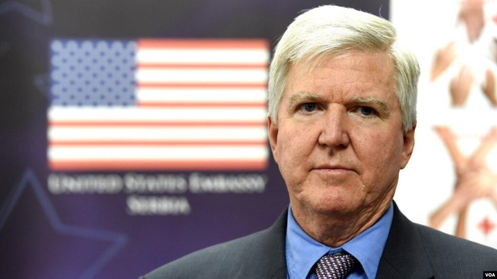 Американац Кајл Скот, амбасадор из Вашингтона у Београду – Највећи увезени живи европски фашиста !