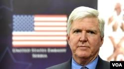 Ambasador SAD u Srbiji Kajl Skot
