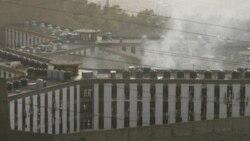 پلیس لبنان به دنبال زندانیان فراری