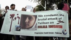 Doctors: Pakistani Girl Shot by Taliban Is Able to Stand