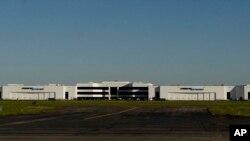Aэропорт в городе Уичито
