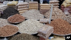 چهار پیش محصولات زراعتی افغانستان در بازارهای جهانی شهرت فراوان داشت