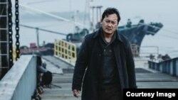 제 4회 북한인권 국제영화제 개막작으로 상영된 영화 '사선의 끝' 중 한 장면.
