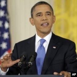 Shugaban kasar Amurka Barack Obama ya na kara jaddada cewa lallai sai Iran ta dandana kudar ta saboda makarkashiyar neman kashe jakadan Saudiyya a nan birnin Washington DC.