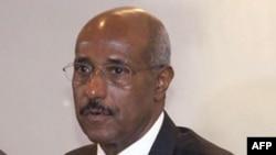 IGAD-Plus chief mediator Seyoum Mesfin of Ethiopia