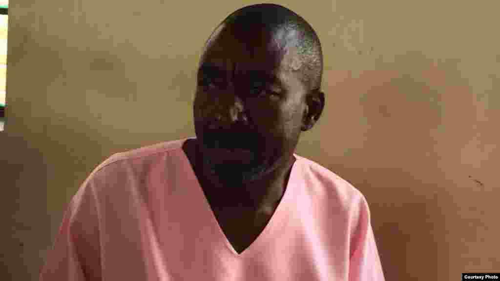 Dr Theoneste Niyitegeka