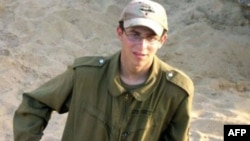 Zarobljeni izraelski vojnik Gilad Šalit