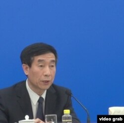 中国全国人民代表大会副秘书长李飞