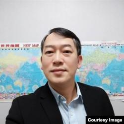 台湾国防安全研究院国家安全研究所学者王尊彦(照片提供: 王尊彦 )