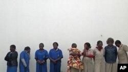 Detidos no Namíbe por tráfico de drogas