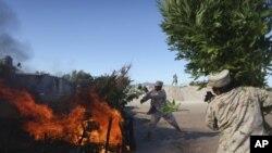 Son constantes las operaciones de las autoridades contra los cultivadores de marihuana en el estado central de Jalisco.