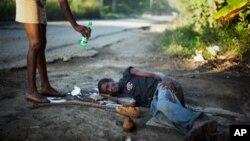 Mai fama da cutar kwalara a kasar Haiti