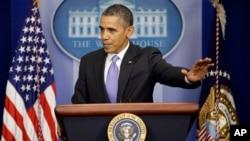 Presiden AS Barack Obama diperkirakan akan membatasi program besar pengintaian rahasia AS (foto: dok).