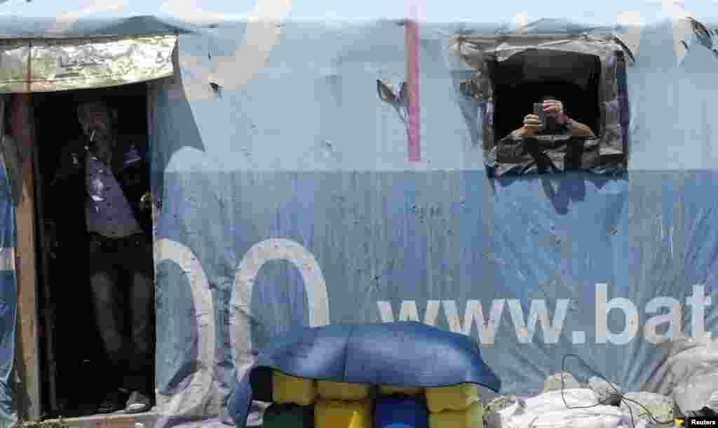 Սիրիացի փախստականները Լիբանանում