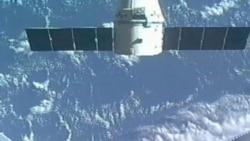 2012-05-31 粵語新聞: 飛龍號脫離太空站在返回地球途中