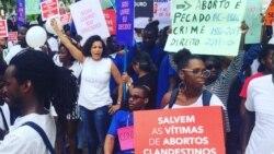Deputdos do Namibe comentam nova lei do aborto -1:26