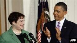 Presidenti Barak Obama emëron zonjën Elena Kagan për në Gjykatën e Lartë