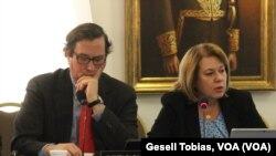 CIDH escucha sobre violaciones de DD.HH. en Venezuela