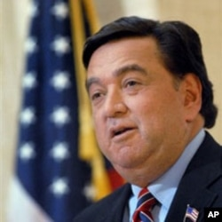 ທ່ານ Bill Richardson (AP Photo/Jeff Geissler, file)