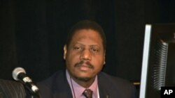 Ministro da Saúde de Moçambique, Alexandre Manguele