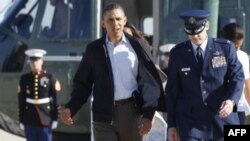 Обама в Алабаме