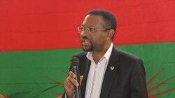 UNITA diz que intolerância é manobra do MPLA para leva à violência - 3:02