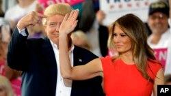 Los artistas, tradicionalmente progresistas, no tienen una relación muy fluida con el republicano. La primera dama, Melania Trump, será la anfitriona.