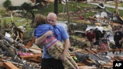 وسطی امریکہ میں بگولوں کے شدید طوفان میں چھ افراد ہلاک