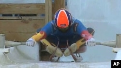 USA Luge slider Tony Benshoof