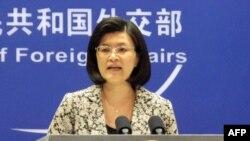 Phát ngôn viên Bộ Ngoại giao Trung Quốc Khương Du nhấn mạnh Trung Quốc có chủ quyền không thể tranh cãi tại biển Nam Trung Hoa mà Việt Nam gọi là Biển Ðông