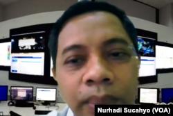 Fachri Radjab, Kepala Pusat Meteorologi Publik, BMKG. (Foto: VOA/Nurhadi Sucahyo)