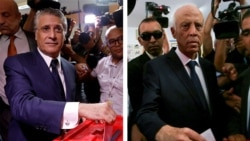 Kais Saied, président élu de la Tunisie