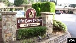 Дом престарелых в Киркленде стал эпицентром вспышки коронавируса в штате Вашингтон