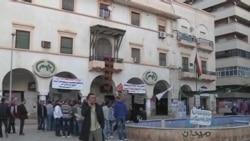 2012-01-23 粵語新聞: 利比亞二號領導人在班加西反政府騷亂後辭職