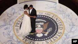 Kuapishwa kwa Obama
