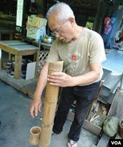 蓝鹊咖啡老板吴金池先生