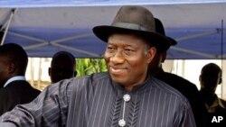Le président Goodluck Jonathan est satisfait du scrutin dans l'Etat d'Ondo, mais son parti fait grise mine