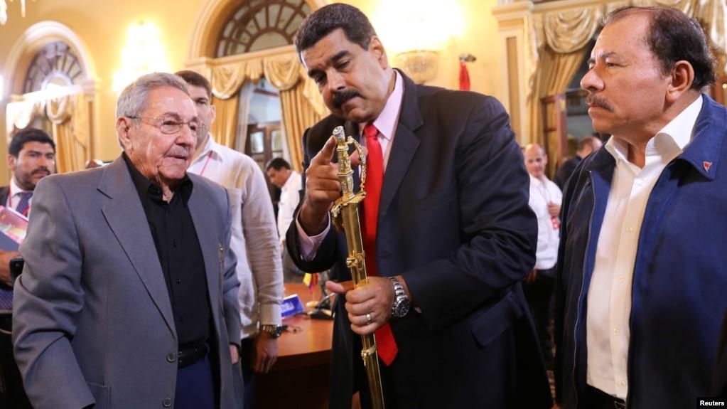 El espaldarazo a Maduro se dio en la XV Cumbre de la Alianza Bolivariana para los Pueblos de Nuestra América (ALBA), integrada por 12 países.