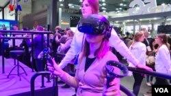 گزارش تصویری: محصولات واقعیت مجازی (ویآر) در همایش جهانی گوشی همراه ۲۰۱۸